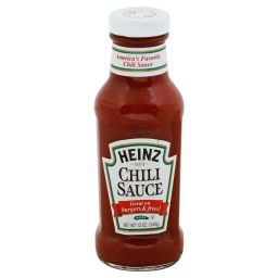 Heinz Chili Sauce 12oz (340g)