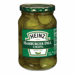Heinz Hamburger Dill Slices 473ml