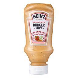 Heinz American Style Hamburger Sauce 230g (220ml)