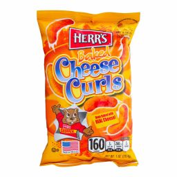Herr's Baked Cheese Curls 1oz (28.4)