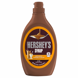 Hershey's Caramel Syrup 22oz (623g)