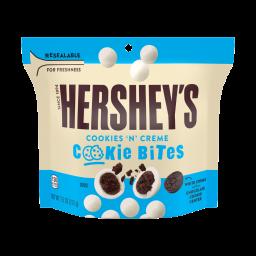 Hershey's Cookies 'N Creme Cookie Bites 7.5oz (212g)