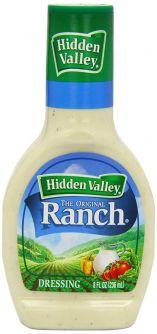 Hidden Valley Ranch Salad Dressing 237ml