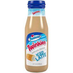 Hostess Twinkies Iced Latte 13.7oz (405ml)