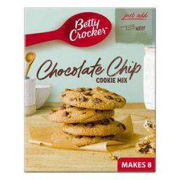 Betty Crocker Chocolate Chip Cookie Mix 7oz (200g)
