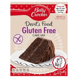 Betty Crocker Devil's Food Gluten Free Cake Mix 15oz (425g)