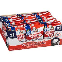 Cracker Jack - doos 24 stuks