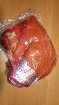 Ham di Pasku (Fornu)