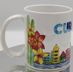 Curacao Mug Handelskade Full Design