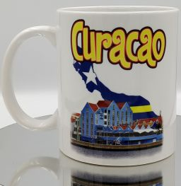 Curacao Mug Otrobanda Design