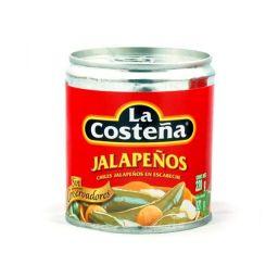 LA COSTEÑA JALAPEÑOS 200gr