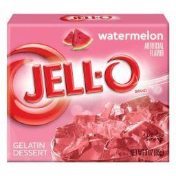 Jello Gelatin Watermelon 85gr