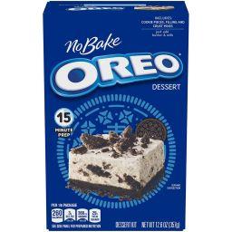 Jello NO BAKE Oreo Dessert 12.6oz (357g)