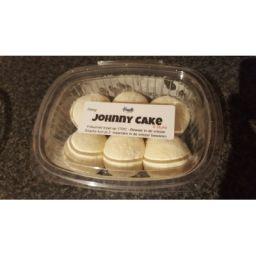 Johnny Cakes Deeg 6 Stuks