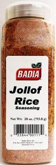 Badia Jollof Rice Seasoning 28oz (793.8g)