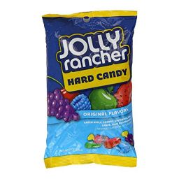 Jolly Rancher Hard Candy, Original Flavors 198gr