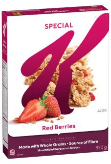 Kellogg's Special K Red Berries 330g