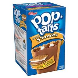 Kellogg's Pop-Tarts Frosted S'mores 384gr