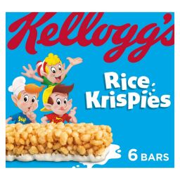 Kellogg's Rice Krispies 6 x 0.71oz (20g) Pack