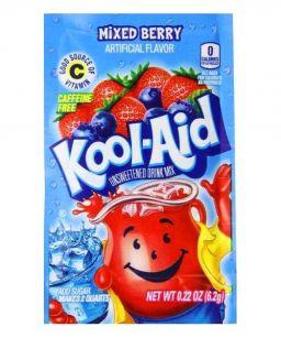 Kool-Aid Mixed Berry Zakje 3.9gr