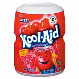 Kool-Aid Powder - Cherry 19oz (538g)