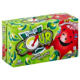 Kool - Aid Sour Jammers Apple 10stuks
