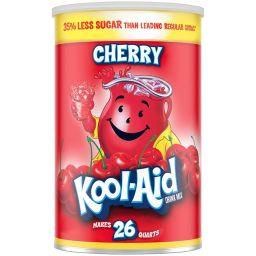 Kool-Aid Powder - Cherry 1.78kg