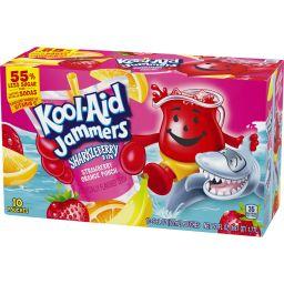 Kool-Aid Jammers Sharkleberry Fin 10stuks