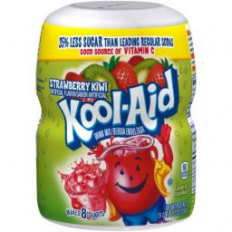 Kool-Aid Powder - Kiwi Strawberry 19oz