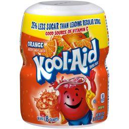 Kool-Aid Powder - Orange 19oz (538g)