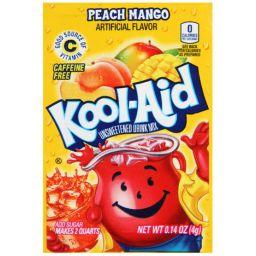 Kool-Aid Peach Mango zakje 0.14oz (3.9g)