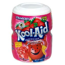 Kool-Aid Powder - Strawberry 19oz (538g)