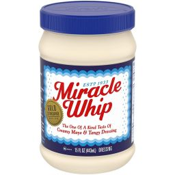 Kraft Miracle Whip 15oz (433ml)