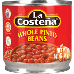 La Costena Whole Pinto Beans 14.1oz (400g)