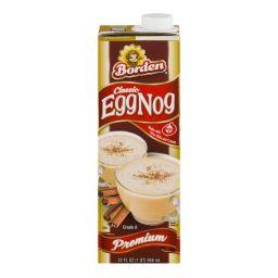 Borden Classic EggNog 32oz (946ml)