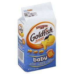 Pepperidge Farm Goldfish Crackers - Baby Cheddar 7.2oz (204g)