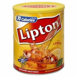 Lipton Iced Tea Mix - Sweet Lemon 23.6oz (670g)