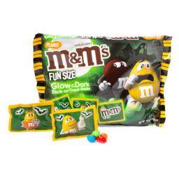 M&M's Peanut Glow In The Dark