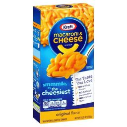 Kraft Macaroni & Cheese 7.25oz (206g)