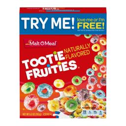 Malt-O-Meal Tootie Fruities 192gr