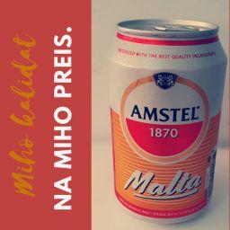 Amstel Malta 330ml (11.1oz)