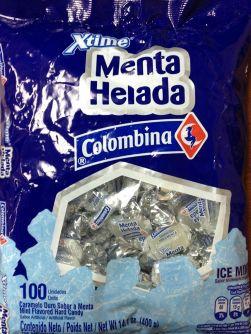 Colombina Menta Helada 400gr