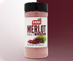 Badia Merlot Salt 9oz (255.1g)
