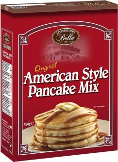 Mississippi Belle All American Pancake Mix 16oz (454g)