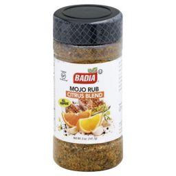 Badia Mojo Rub Citrus Blend 5oz (141.7g)