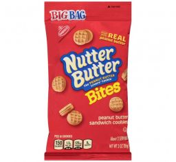 Nabisco Nutter Butter Bites Big Bag 85gr