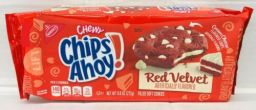 Nabisco Chewy Chips Ahoy Red Velvet 9.6oz (272g)