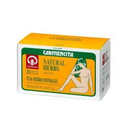 Carmencita Natural Herbs Tea - 20stuks