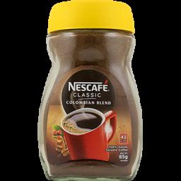 Nescafe Classic Colombian coffee koffie 170gr