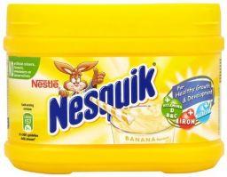 Nesquik Banana Powder Drink Mix 10.6oz (300g)
